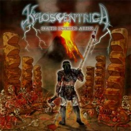 "Kaoscentrica ""South Hordes Aries"" CD"