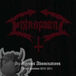 "Entrapment ""Irreligeons Abominations"" digiCD"
