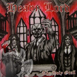 """Heavy Lord """"The Holy Grail"""" CD"""