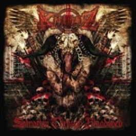 "Khaoz ""Salvation Through Bloodshed"" CD"