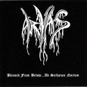 "Arvas ""Blessed from Below... Ad Sathanas Noctum"" CD"