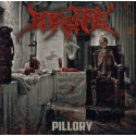 "Brute ""Pillory"" CD"