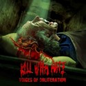 """Kill With Hate """"Voces of Obliteration"""" CD"""
