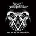 "Pandemonium ""Bones Will Rise from the Ground Live"" CD"