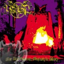 """Ptahil """"For His Satanic Majesty's Glory"""" CD"""