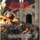 "Crimson Shadows ""Glory on the Battlefield"" CD"