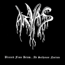 """Arvas """"Blessed from Below... Ad Sathanas Noctum"""" CD"""