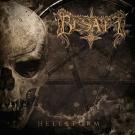 """Besatt """"Hellstorm"""" CD"""