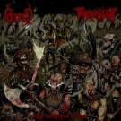 "Persecutor / Poisoned ""Raw Torments of War"" CD"
