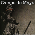 "Campo de Mayo / Permafrost ""A Blindfold Stained... / Haunting..."" split CD"