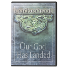 """Cathedral """"Our God Has Landed"""" DVD"""