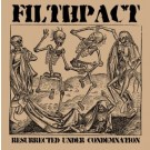 "Filthpact ""Resurrected Under Condemnation"" CD"