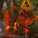 """Grimbane """"Let the Empires Fall"""" CD"""