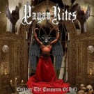 """Pagan Rites """"Embrace the Torments of Hell"""" CD"""