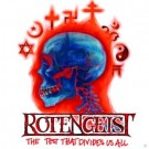 "Rotengeist ""The Test That Divides Us All"" CD"