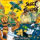 "Shock Troopers ""Blades and Rods"" CD"