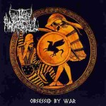 """Unholy Archangel """"Obsessed by War"""" CD"""