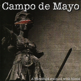"""Campo de Mayo / Permafrost """"A Blindfold Stained... / Haunting..."""" split CD"""