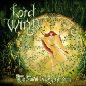 """Lord Wind """"The Forest is My Kingdom"""" CD"""